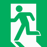 Easy Preparedness: Know Your Exits!