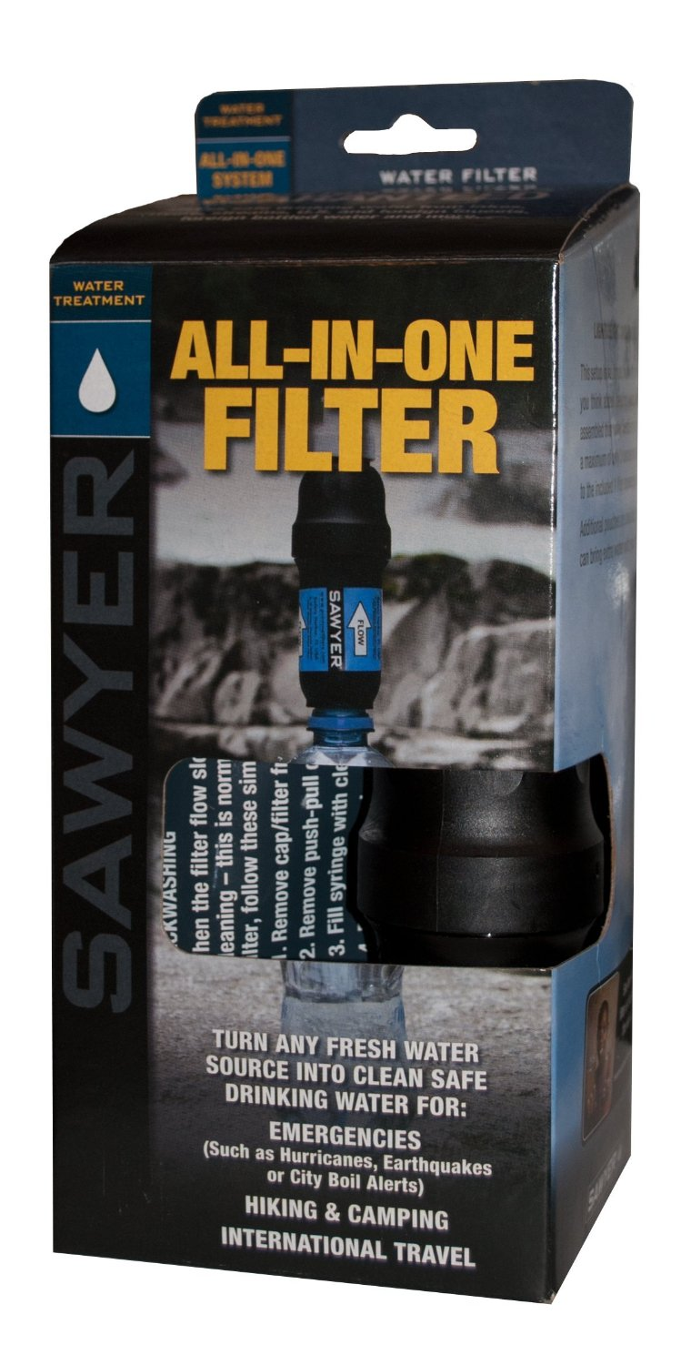 Review: Sawyer PointONE™ All in One Filter